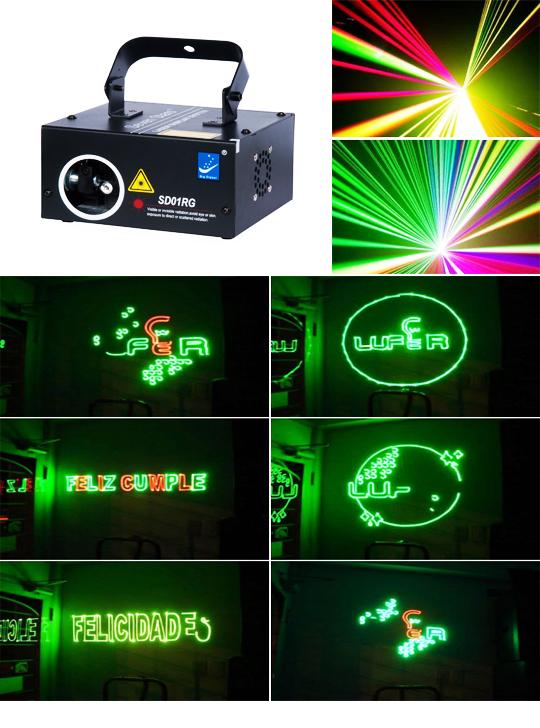 Проекционный лазер